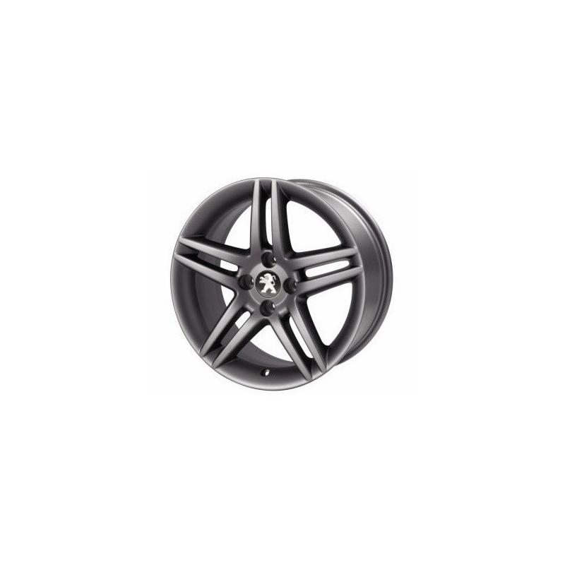 "Cerchio in lega Peugeot DARK STROMBOLI 17"" - 308"
