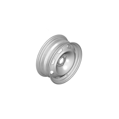 """Cerchio in acciaio 15"""" Peugeot - 207, 208, 301"""