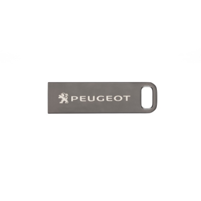 USB keychain flash drive Peugeot 4 GB