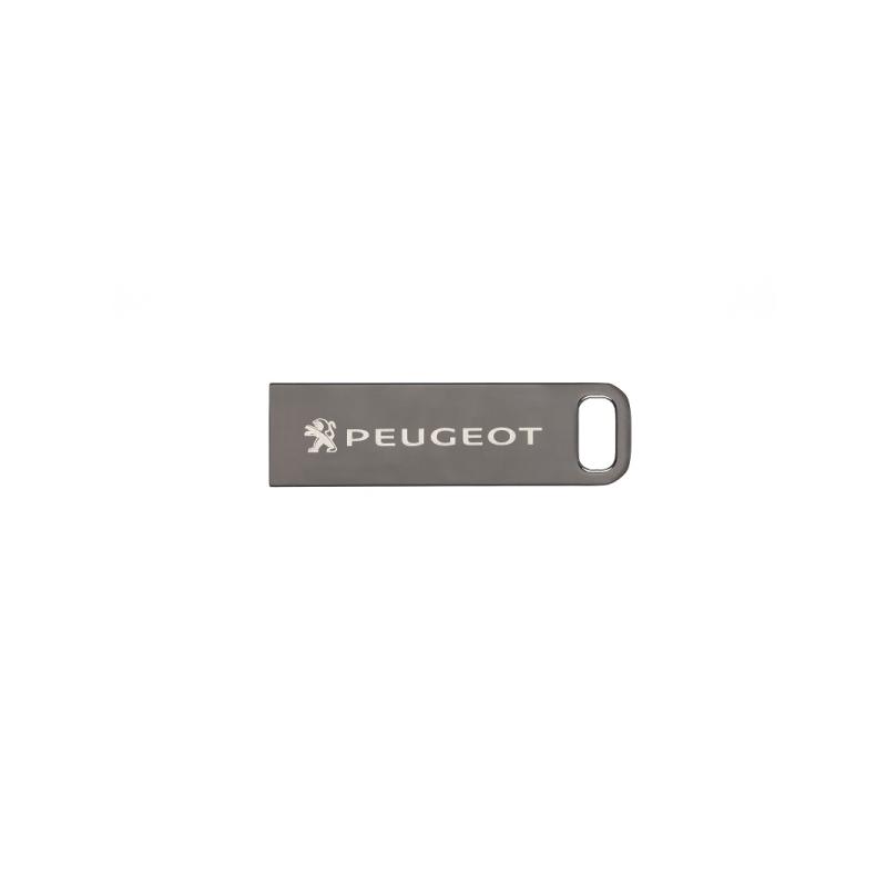 Flash disk USB klíčenka 4 GB Peugeot