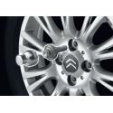 Bezpečnostní šrouby Peugeot, Citroën pro alu kola