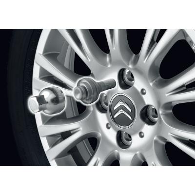 Bulloni antifurto per cerchi in lega Peugeot, Citroën