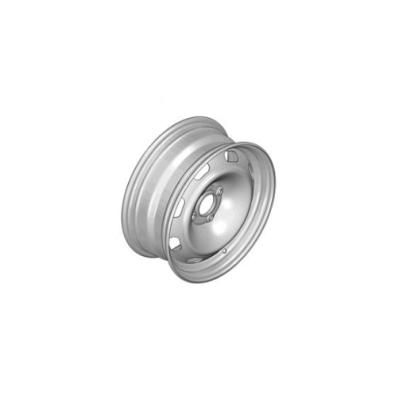"""Cerchio in acciaio 16"""" Peugeot 208"""