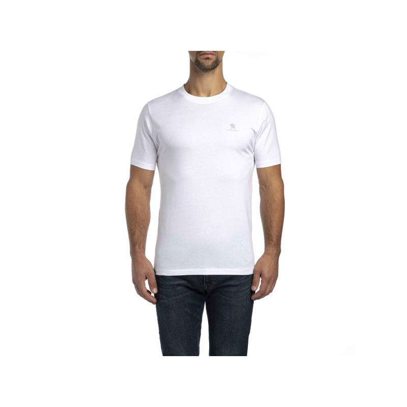 Pánské tričko Peugeot bílé
