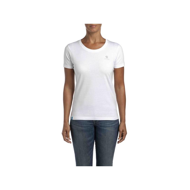 Dámské tričko Peugeot bílé