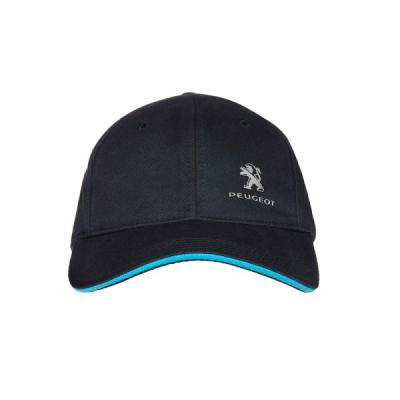 Cappellino Peugeot blu