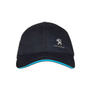 Kšiltovka Peugeot modrá