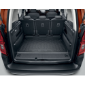 Luggage compartment tray Peugeot Rifter, plastic