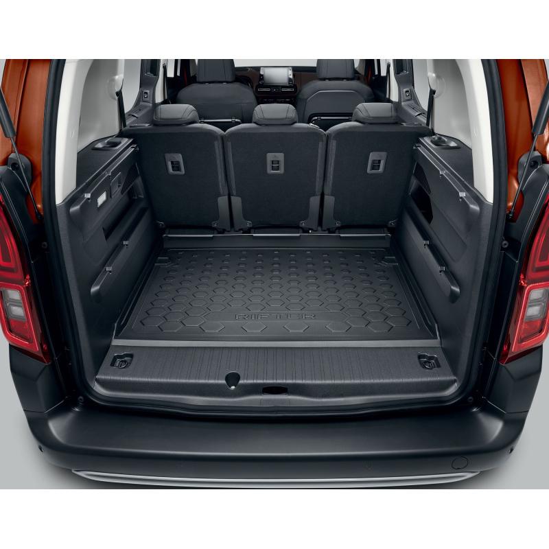Vana do zavazadlového prostoru Peugeot Rifter, plast