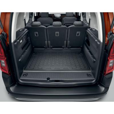 Bandeja de maletero Peugeot Rifter, termoformado