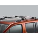 Set of 2 transverse roof bars Peugeot Rifter