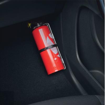 Hasicí přístroj s pásem