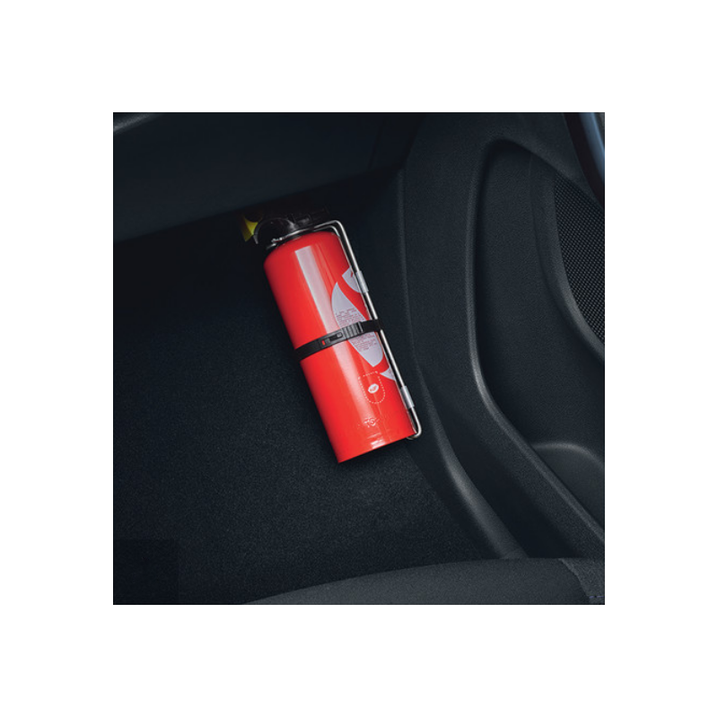Automotive Fire Extinguisher >> Fire Extinguisher With Strap