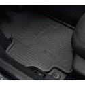 Set of rubber floor mats Peugeot 301