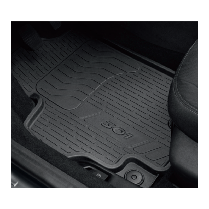 Satz gummimatten Peugeot 301