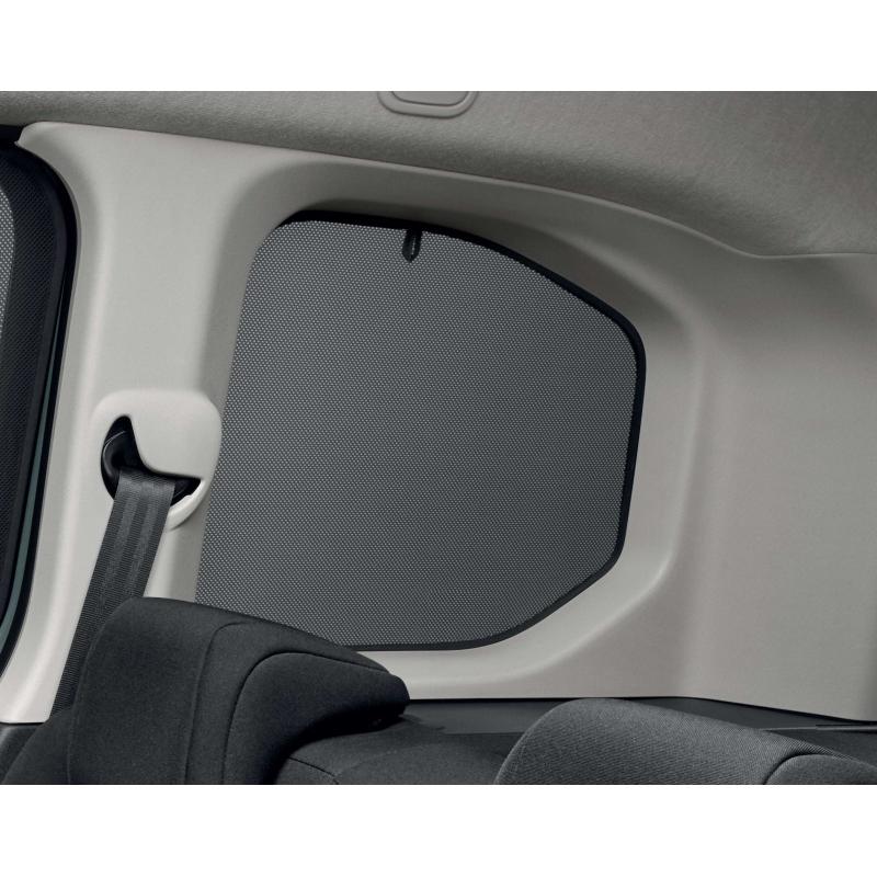 Sun blinds for quarterlights Peugeot Rifter, Citroën Berlingo (K9), L2 size