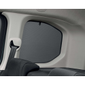 Sun blinds for quarterlights Peugeot Rifter, Citroën Berlingo (K9), L1 size