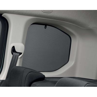 Sluneční clony pro zadní boční okna Peugeot Rifter, Citroën Berlingo (K9), verze L1