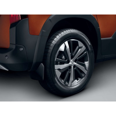 Juego de faldillas traseras Peugeot Rifter