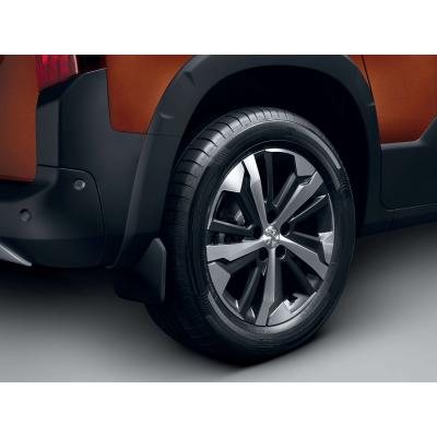 Serie di paraspruzzi posteriori Peugeot Rifter