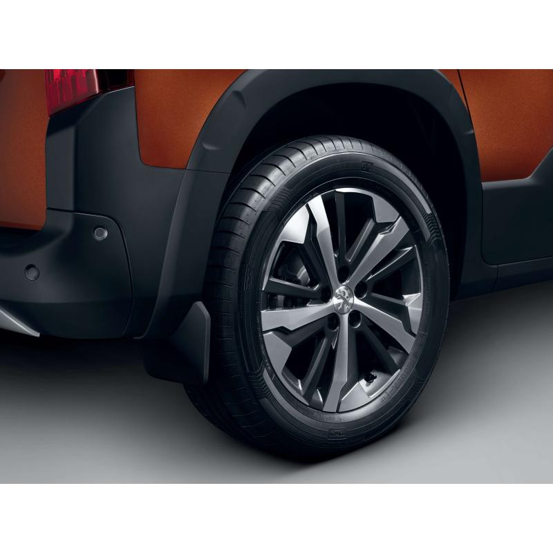 Set of rear mud flaps Peugeot Rifter