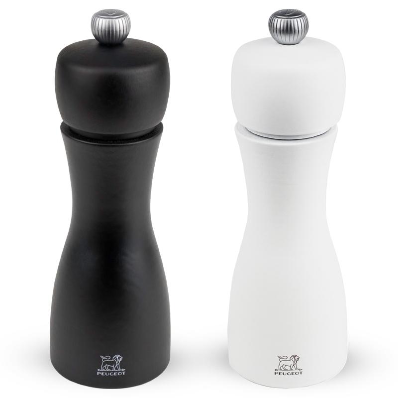 Peugeot TAHITI Darčekový set mlynčekov na korenie a soľ 15 cm