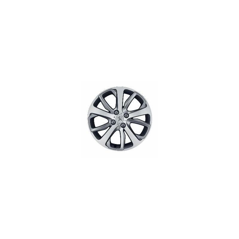 "Alloy wheel Peugeot OXYGENE 17"" - 208"