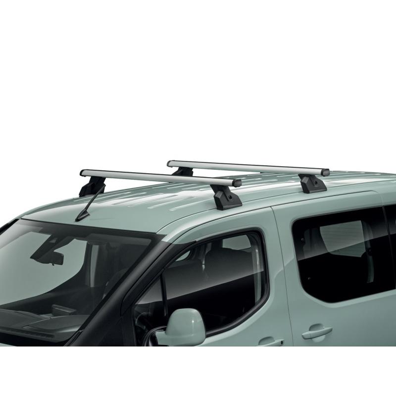 Set of 2 transverse roof bars Peugeot Rifter, Partner (K9), Citroën Berlingo (K9)