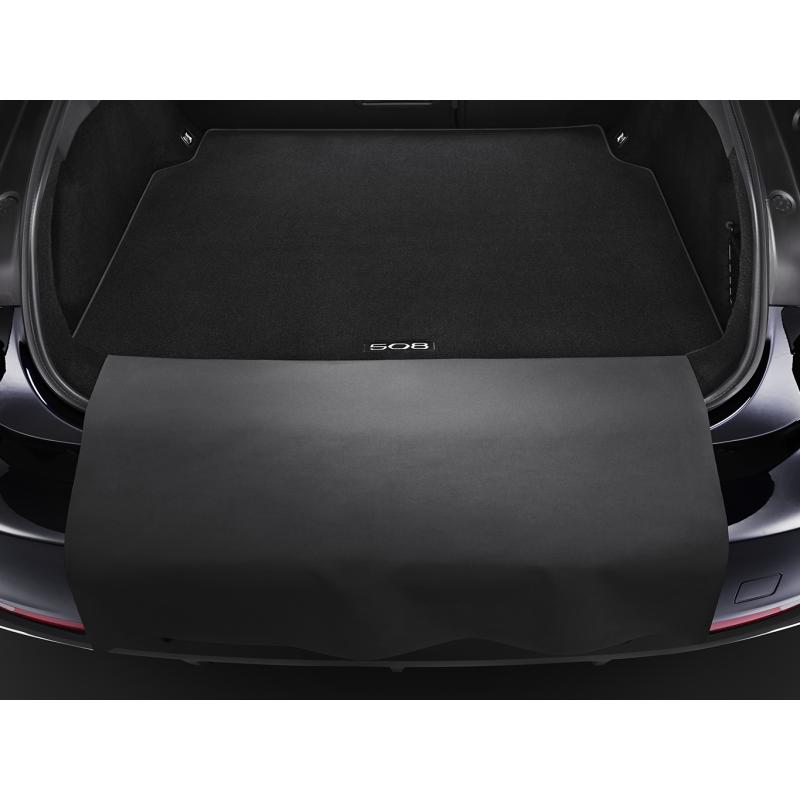 Koberec do zavazadlového prostoru velur Peugeot 508 (R8)
