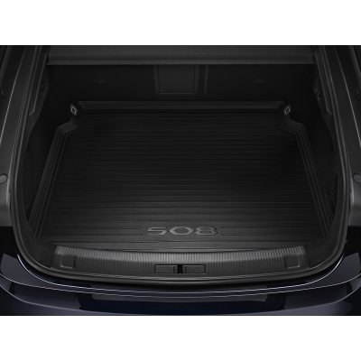 Luggage compartment tray plastic Peugeot 508 (R8)