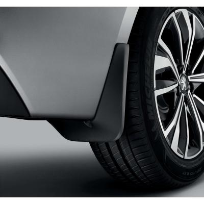 Juego de faldillas traseras Peugeot 508 (R8)