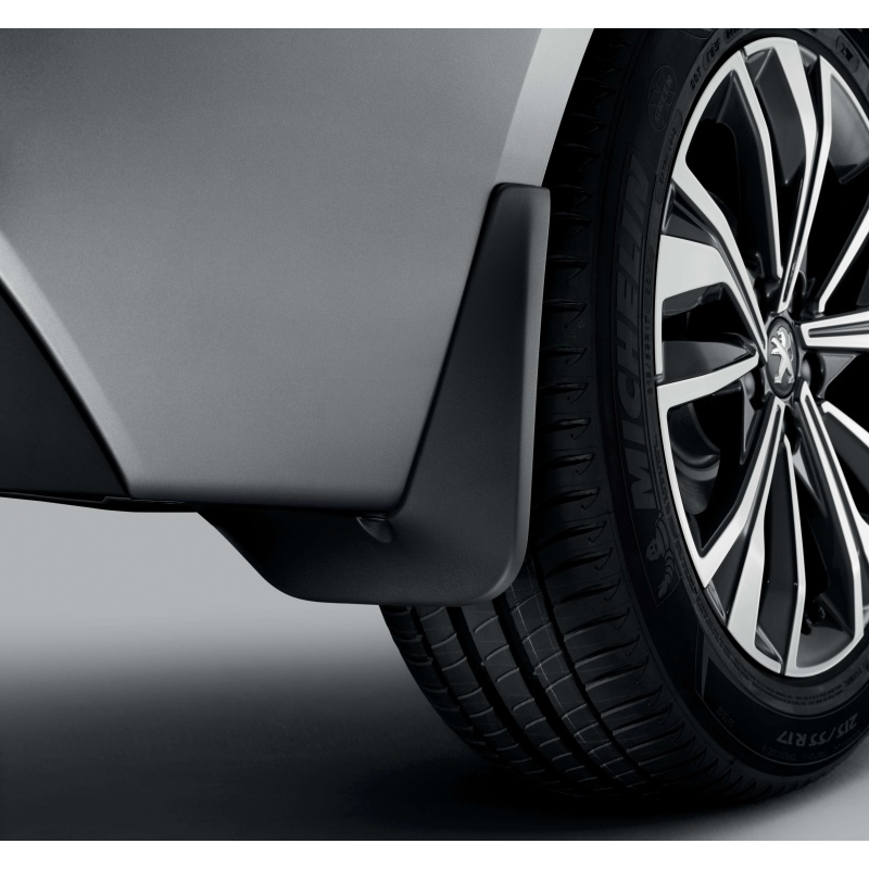 Set of rear mud flaps Peugeot 508 (R8)
