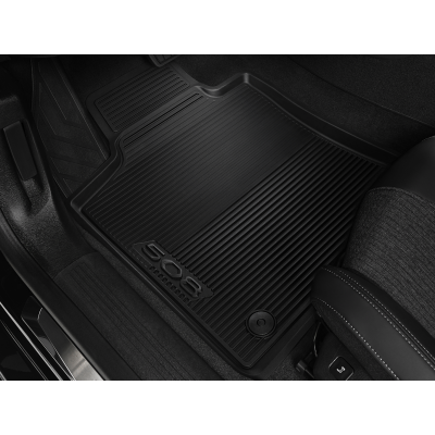 Set of rubber floor mats Peugeot 508 (R8)