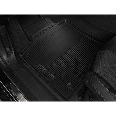 Set of rubber floor mats Peugeot 508 (R8), 508 SW (R8)