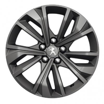 """Satz mit 4 Leichtmetallfelgen Peugeot MERION 17"""" - 508 (R8)"""