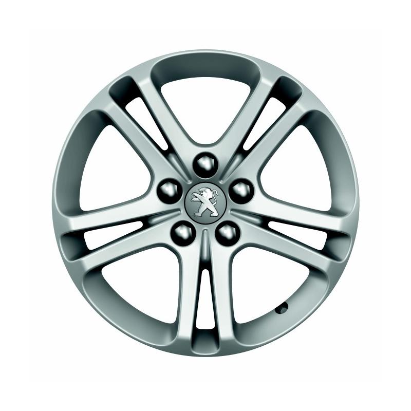 """Sada alu disky Peugeot BANDON 16"""" - 508 (R8)"""