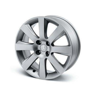 """Leichtmetallfelge Peugeot IXION 18"""" ETINCELLE - 5008"""