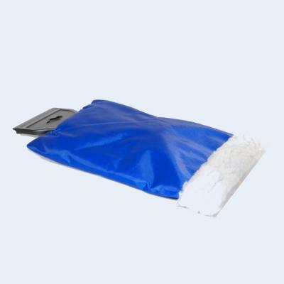 Raspador de hielo con guante