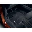 Set of front formed mats Peugeot Rifter, Partner (K9)
