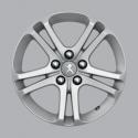 """Alu kolo Peugeot BANDON 16"""" - 508 (R8)"""