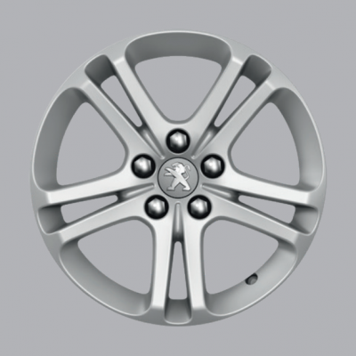 "Alloy wheel Peugeot BANDON 16"" - 508 (R8)"