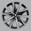 "Alu kolo Peugeot HIRONE 18"" - 508 (R8)"