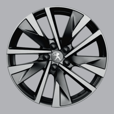 "Alloy wheel Peugeot SPERONE 18"" - 508 (R8)"