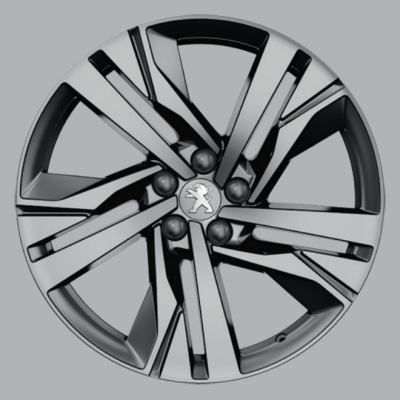 "Alu disk Peugeot AUGUSTA 19"" - 508 (R8)"