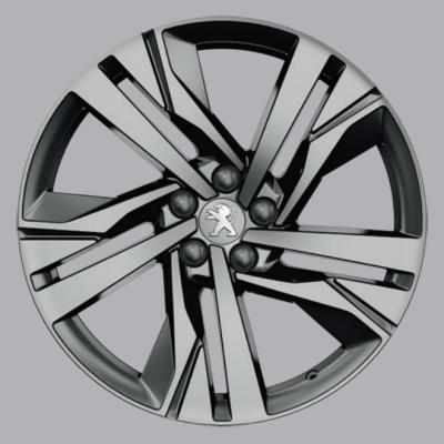 "Leichtmetallfelge Peugeot AUGUSTA 19"" - 508 (R8)"