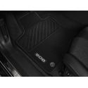 Set of needle-pile floor mats Peugeot 508 (R8)