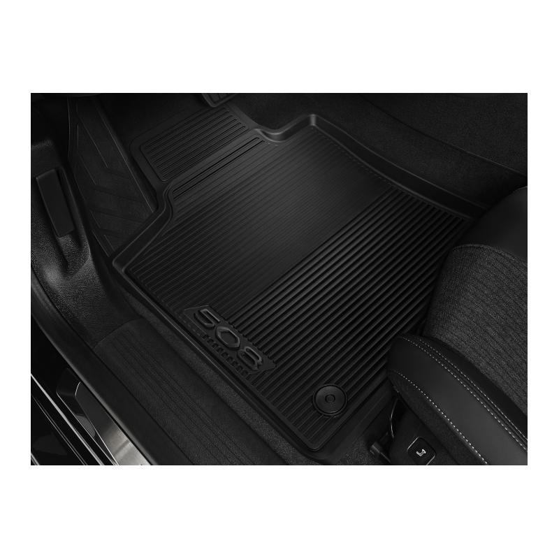 Přední gumové koberce Peugeot 508 (R8)