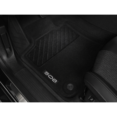 Přední tvarované koberce Peugeot 508 (R8)