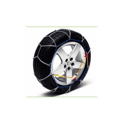 Set of snow chains with cross pieces THULE König CD-9 100