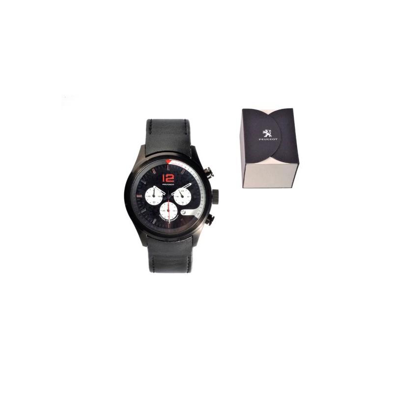 Digitální sportovní hodinky MATT BLACK
